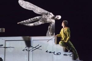 """""""Hundre hemmeligheter"""" på Trøndelag Teater fekk to Heddaprisar, men var for lite kostnadseffektiv.  FOTO: GT NERGAARD"""