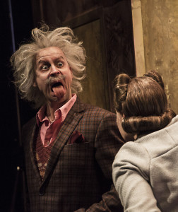 LOOKALIKES: Er dette Einstein, eller berre ein som latar som? FOTO: ESPEN STORHAUG