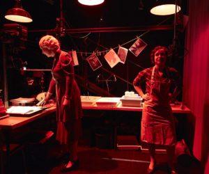 Vår ære/vår makt Foto: Ane Bysheim