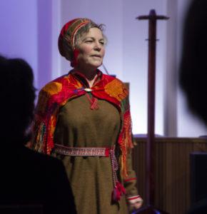 FRI: Ei stolt kvinne forlèt Tugthuset på Kalvskinnet etter tretten lange år. FOTO: ÅGE HOJEM