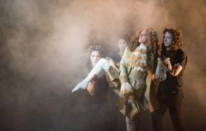 """ÅRETS BESTE: """"Orlando"""" på Rogaland Teater fekk tre av dei gjævaste Hedda-prisane, og var nominert i sju av elleve kategoriar. Alt høgst fortent. FOTO: STIG HÅVARD DIRDAL"""